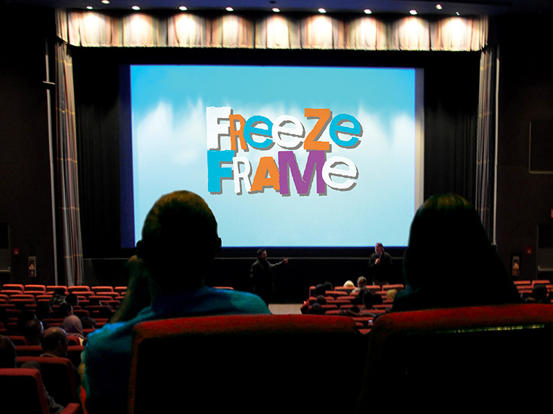 Freeze Frame International Film Festival for Kids of all Ages