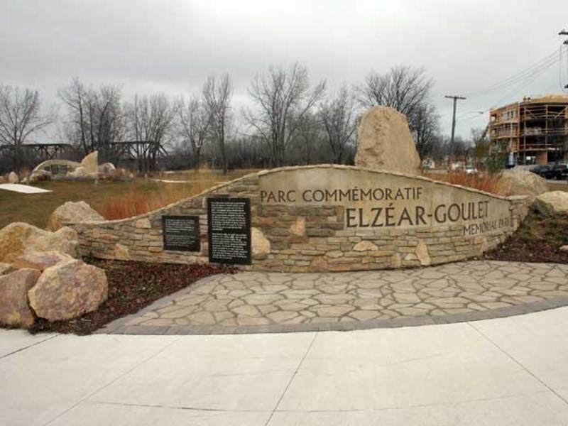 Parc Elzéar Goulet Park