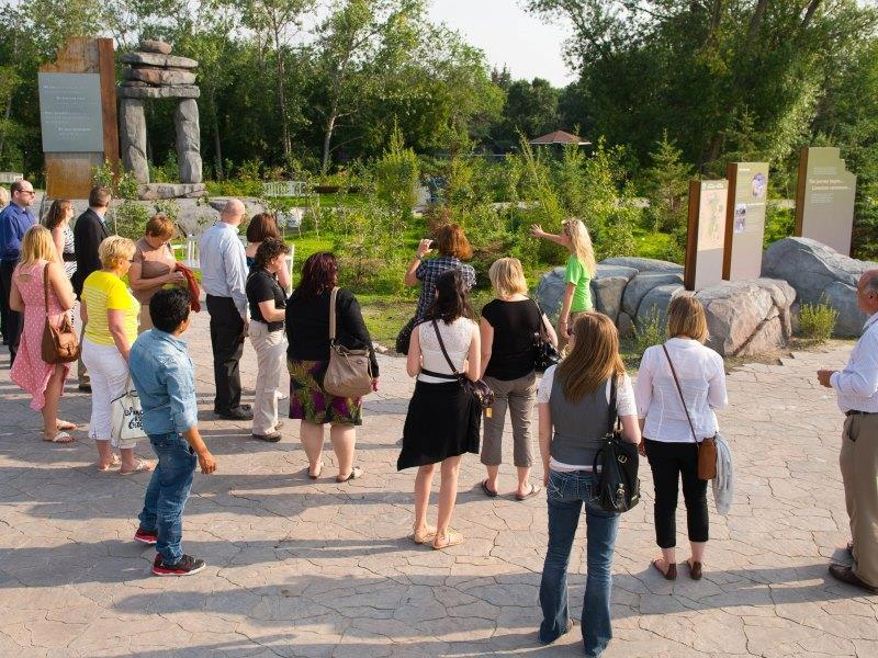 Assiniboine Park:  Zoo Tour