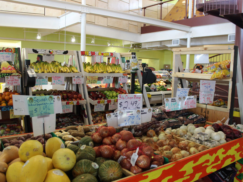 Neechi Commons Farmers' Market