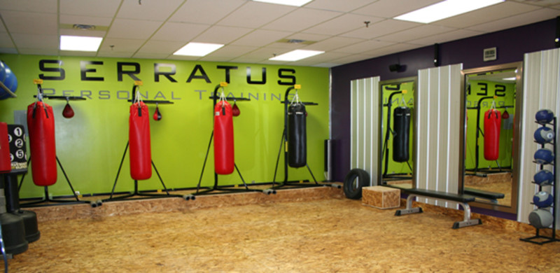 Serratus Personal Training