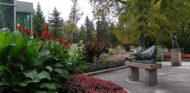 Leo Mol Sculpture Garden