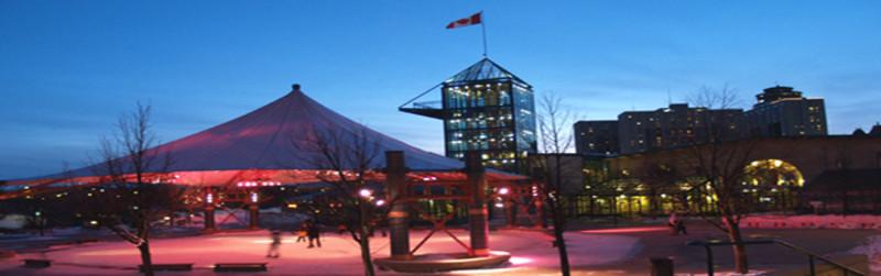 The Forks Market Plaza