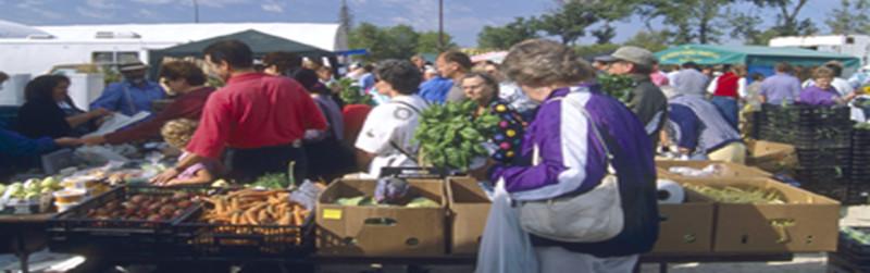 Le Marche St. Norbert Farmers' Market