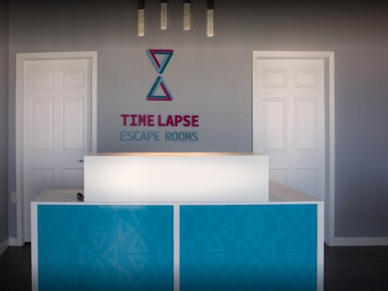 Time Lapse Escape Room