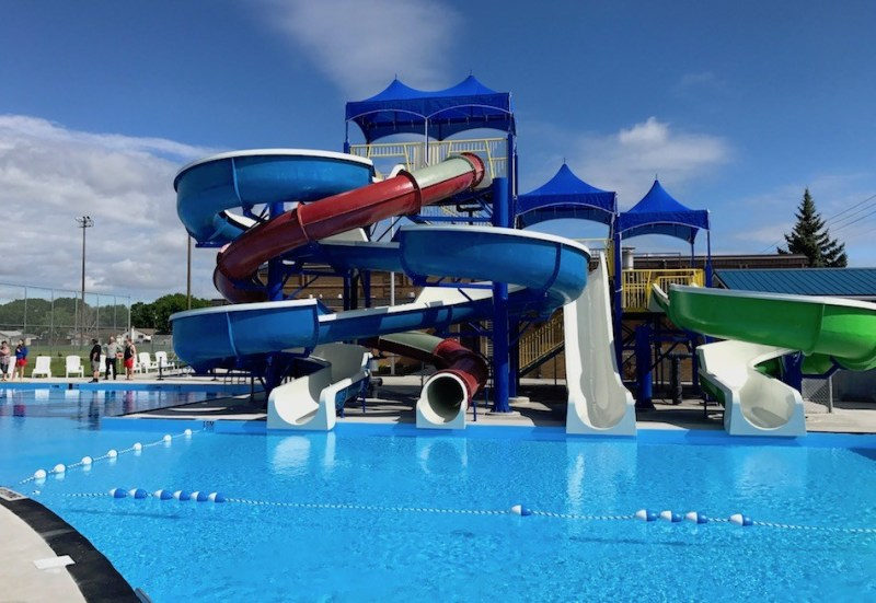 Transcona Aquatic Park