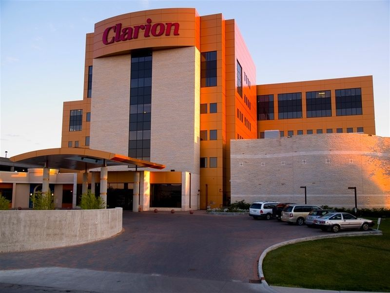 Clarion Hotel and Suites