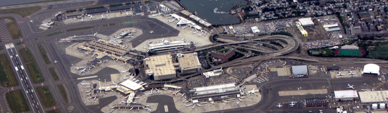 Logan airport webcam
