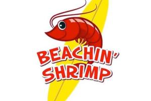 Beachin Shrimp Logo