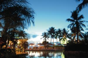 Hyatt - Breezes Sunset BBQ 2