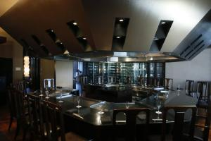 The President (Nippon) Main Teppan Area