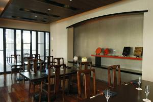 The President (Nippon) Private Dining Area