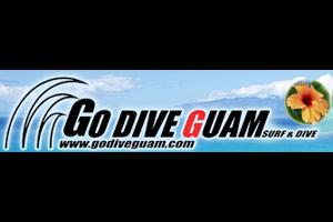 Go Dive Guam Logo