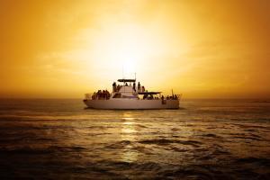 Big Cruises Sunset Dinner
