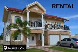 Guam GREEN Line Tours- rentals