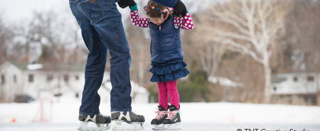 Ice Skating - Tenney Park