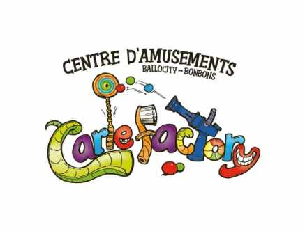Centre d'amusement Carie Factory