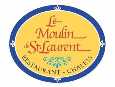 Le Moulin de St-Laurent, Restaurant - Chalets