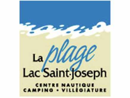 Plage Lac Saint-Joseph