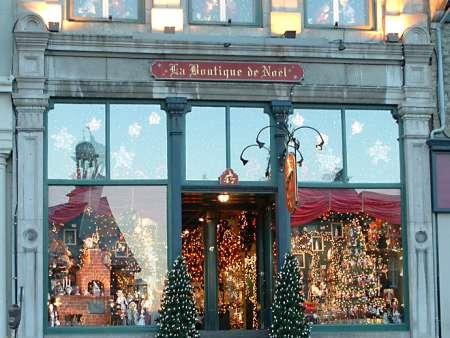 La Boutique de Noël de Québec