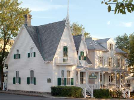 Alphonse-Desjardins's Historical House