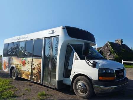 Québec Bus Tour