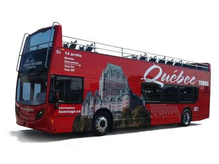 Autobus Les Tours du Vieux-Québec Inc.