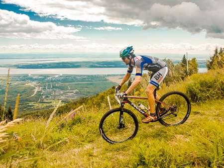 Vélirium - Mountain Bike Festival and UCI Mountain Bike World Cup / Mont-Sainte-Anne