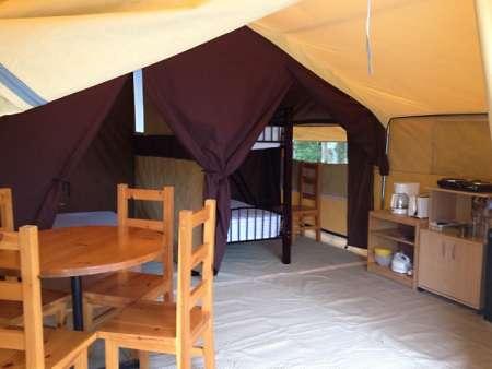 Camping un air d'été