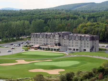 Golf de la faune (Four Points by Sheraton-Québec)