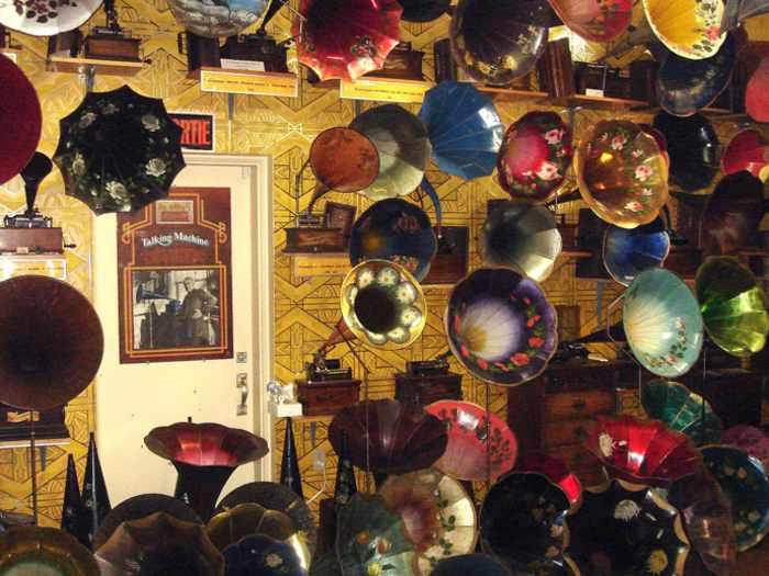 Musée Edison du Phonographe