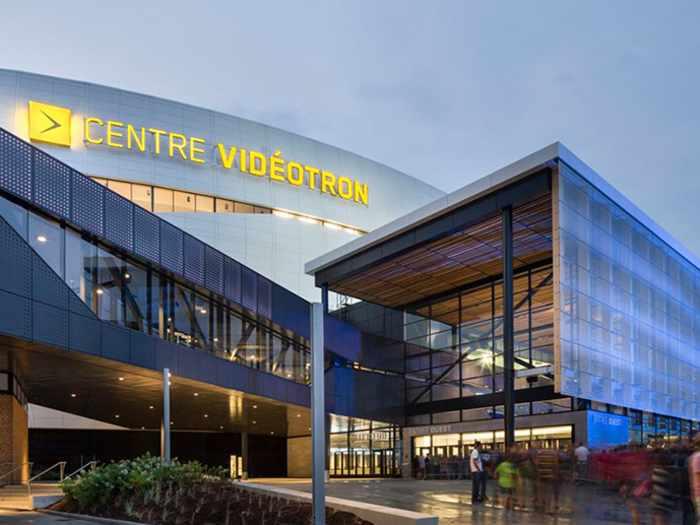 Videotron Centre
