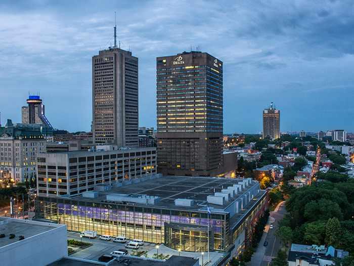 Québec City Convention Centre