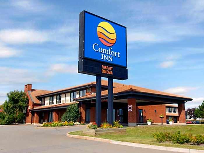 Hôtel Comfort Inn Ancienne-Lorette