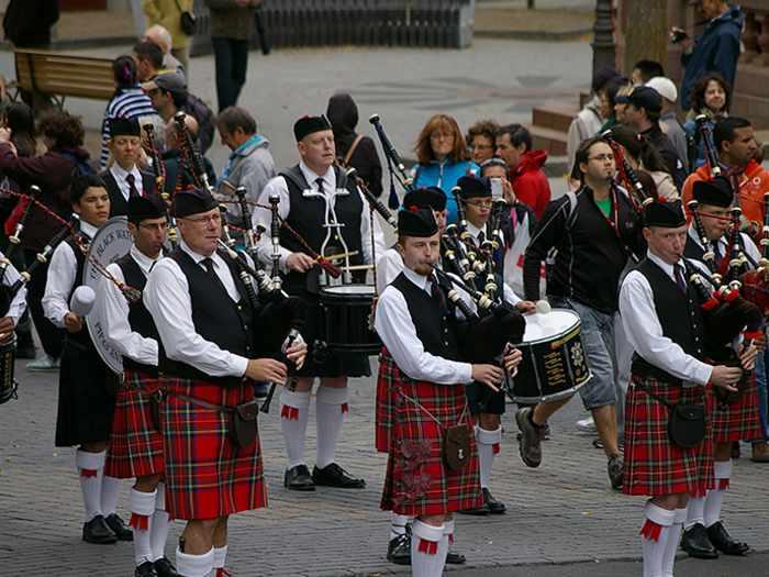 Québec City Celtic Festival