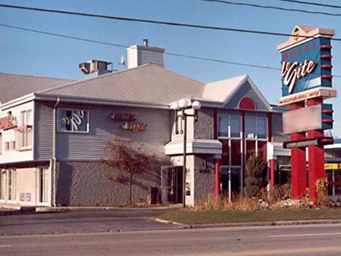 Hôtel-Motel Le Gîte