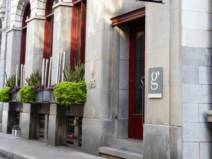 Hôtel Le Germain Québec