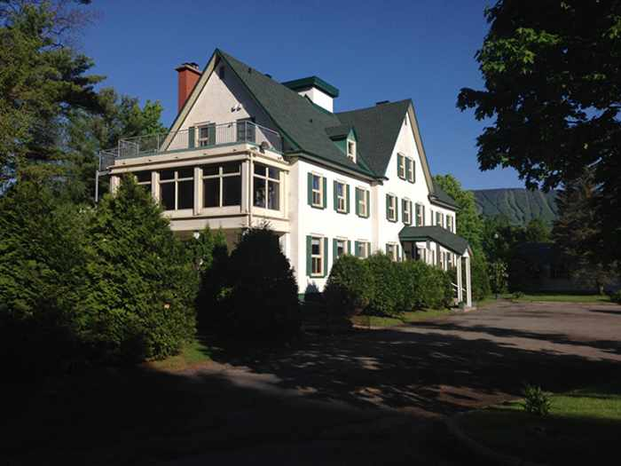 Manoir Mont-Sainte-Anne