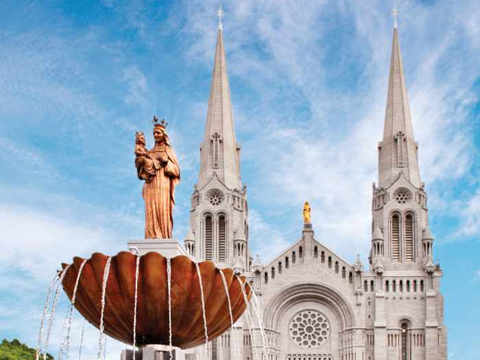 Sainte-Anne-de-Beaupré Shrine