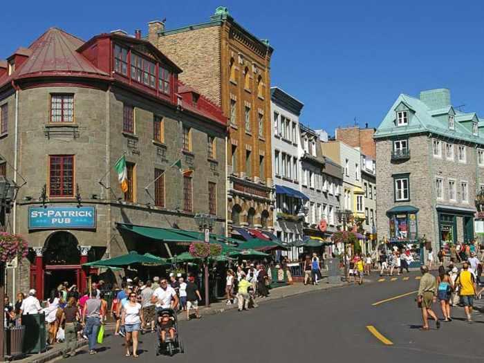 SDC du Vieux-Québec