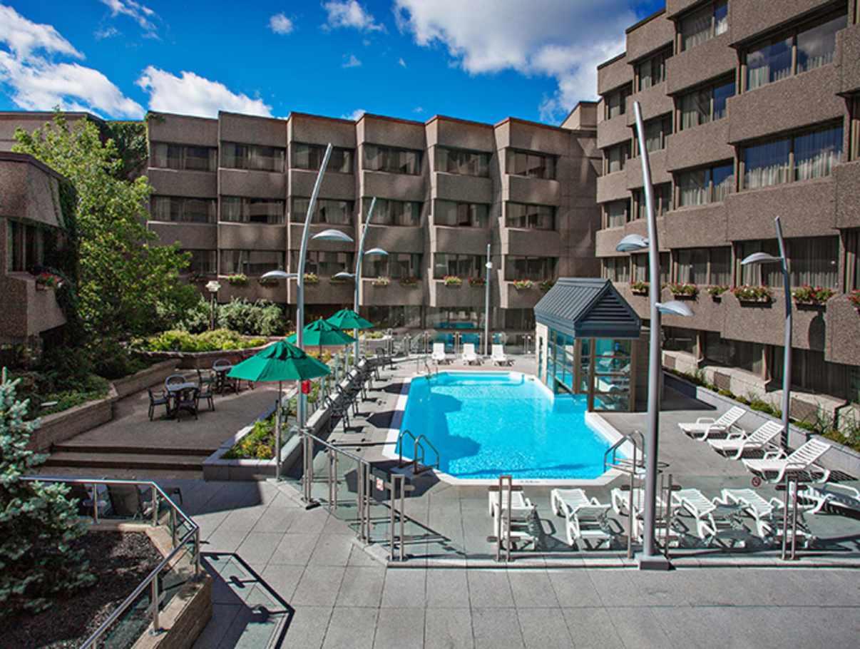 Hotels Quebec City Area