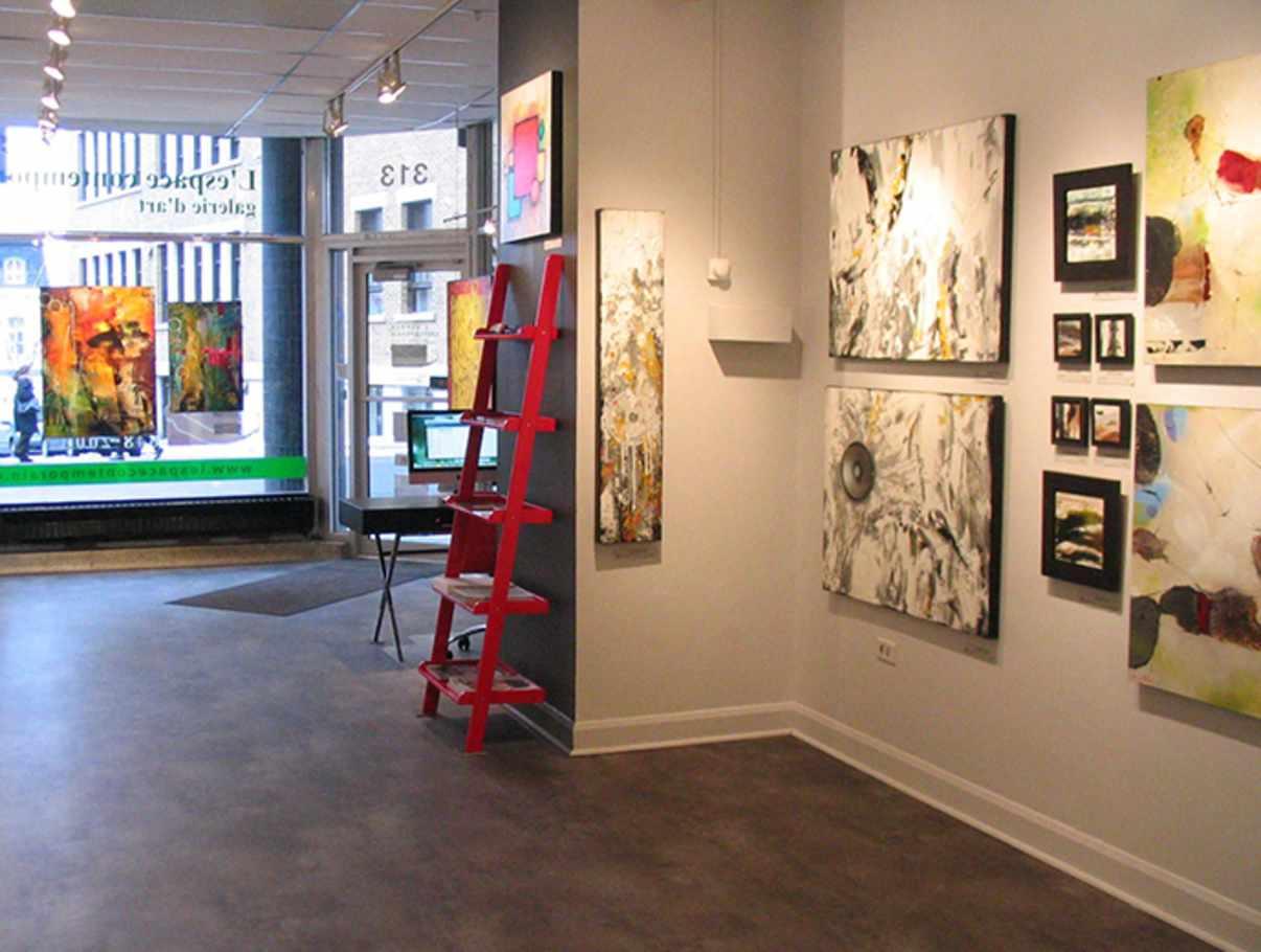 l 39 espace contemporain galerie d 39 art art galleries. Black Bedroom Furniture Sets. Home Design Ideas