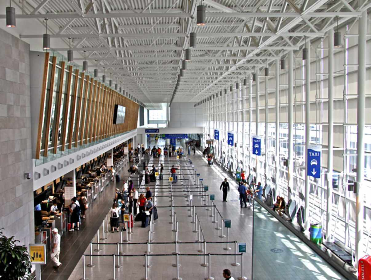 Aeroporto Quebec City : Jean lesage international airport airports quebec city