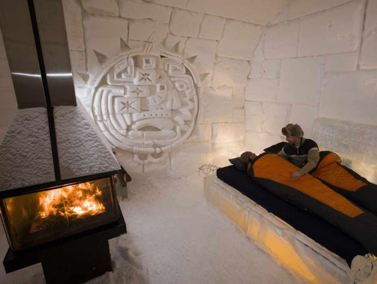 H 244 Tel De Glace Tourist Sites Quebec City And Area