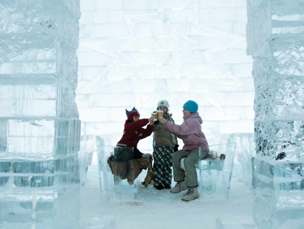 Quebec City Ice Hotel Deals