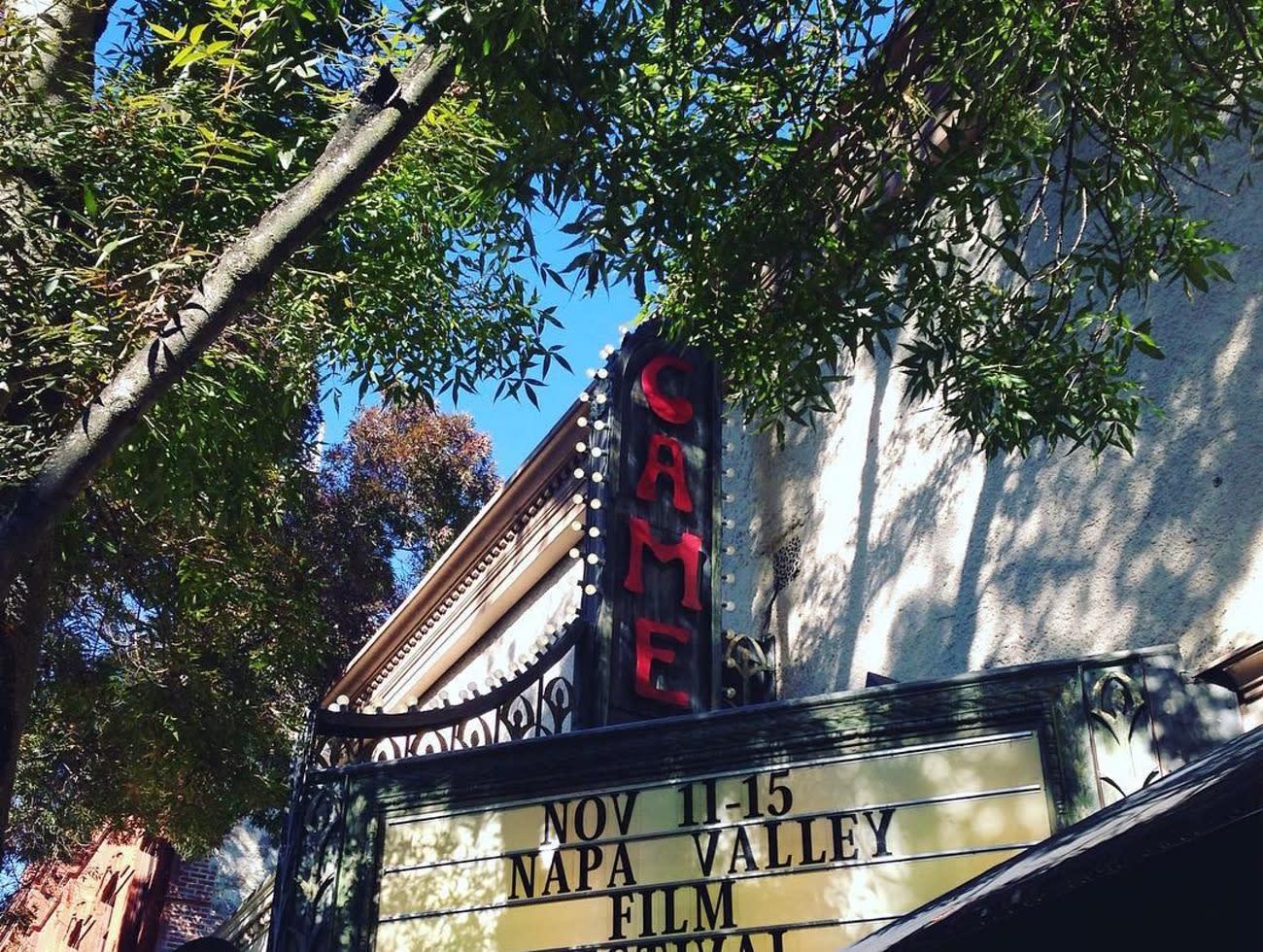 Cameo Cinema in St Helena