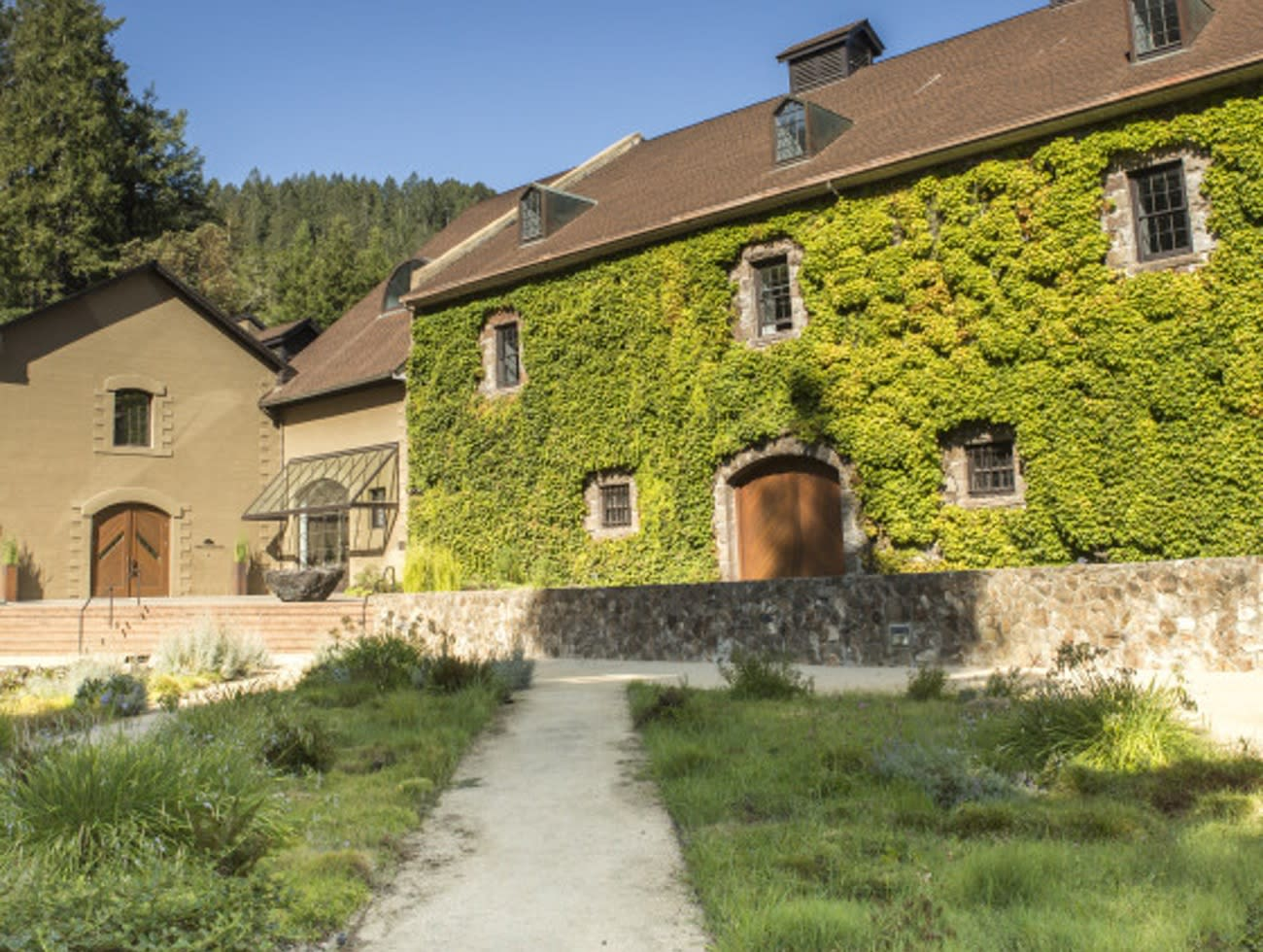 Hess Winery and Art Collection in Napa Valley