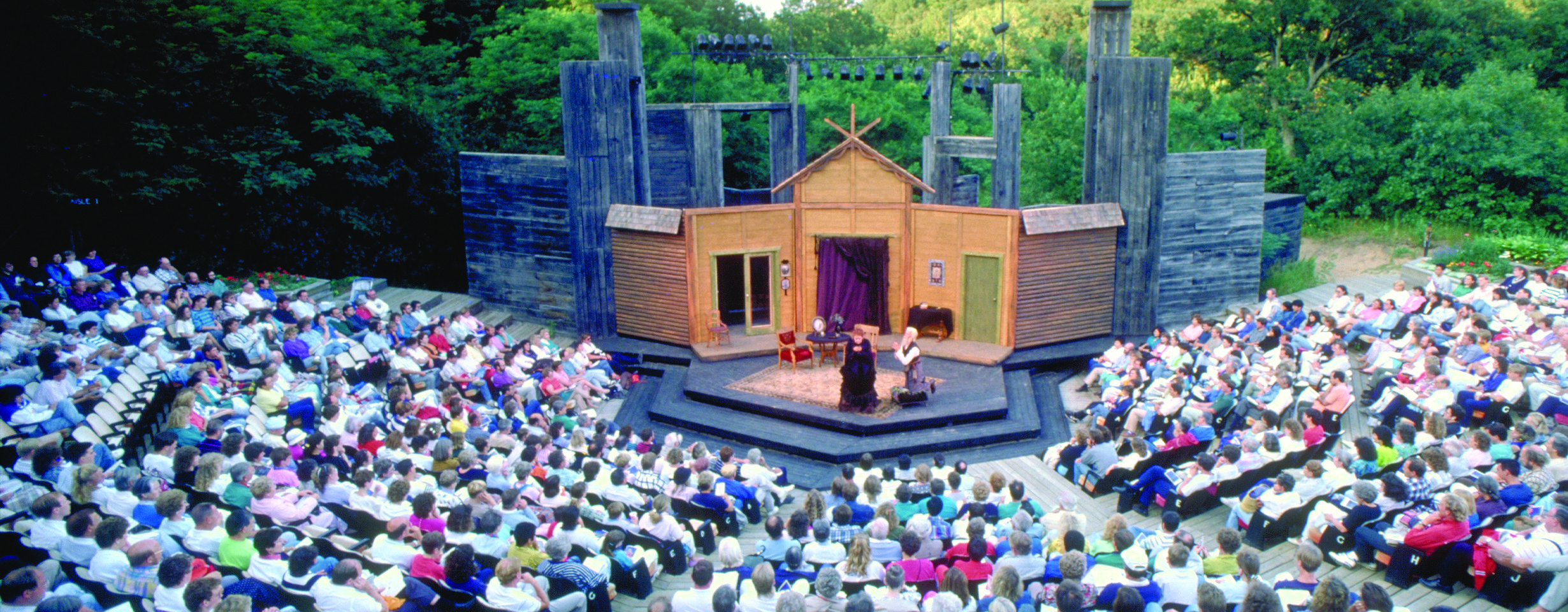 American Players Theatre: Spring Green WI