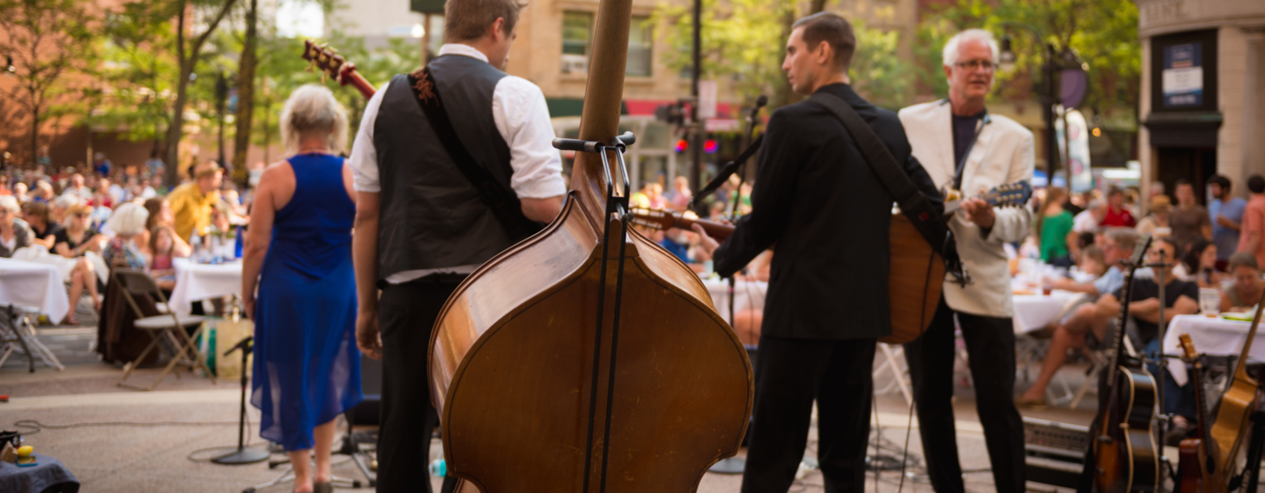 Jazz at Five: Capitol Square (at State Street)