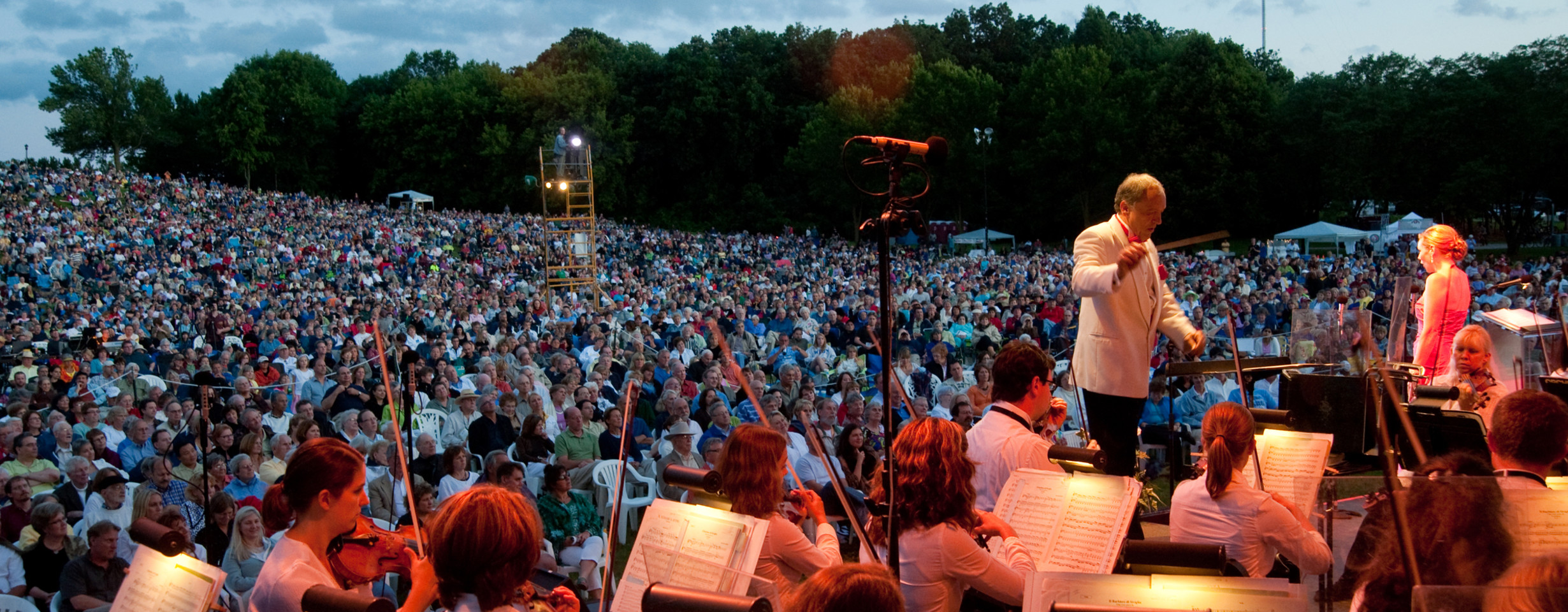 Opera in the Park: Garner Park, 333 S. Rosa Road, Madison